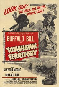 Tomahawk Territory - 11 x 17 Movie Poster - Style A