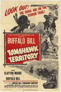 Tomahawk Territory - 27 x 40 Movie Poster - Style A