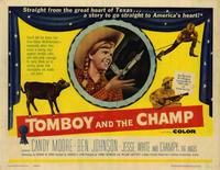 Tomboy and the Champ - 11 x 14 Movie Poster - Style A