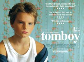 Tomboy - 11 x 17 Movie Poster - UK Style A