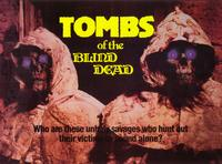 Tombs of the Blind Dead - 11 x 17 Movie Poster - Style A