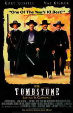 Tombstone - 11 x 17 Movie Poster - Style B
