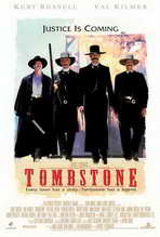 Tombstone - 27 x 40 Movie Poster - Style A