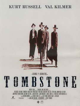 Tombstone - 11 x 17 Movie Poster - Style D