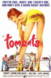 Tomcats - 11 x 17 Movie Poster - Style A