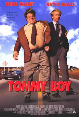Tommy Boy - 27 x 40 Movie Poster