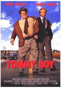 Tommy Boy - 43 x 62 Movie Poster - Bus Shelter Style A