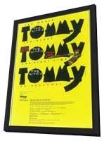 Tommy (Broadway) - 11 x 17 Poster - Style A - in Deluxe Wood Frame