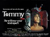 Tommy - 30 x 40 Movie Poster UK - Style A