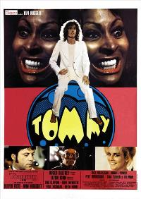 Tommy - 27 x 40 Movie Poster - Italian Style A