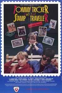Tommy Tricker and the Stamp Traveller - 11 x 17 Movie Poster - Style A