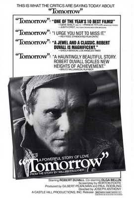 Tomorrow - 27 x 40 Movie Poster - Style A