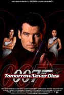 Tomorrow Never Dies - 11 x 17 Movie Poster - Style L