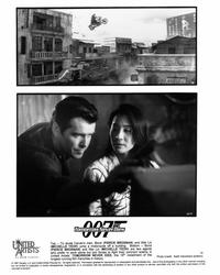 Tomorrow Never Dies - 8 x 10 B&W Photo #5