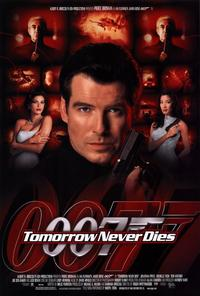 Tomorrow Never Dies - 11 x 17 Movie Poster - Style A