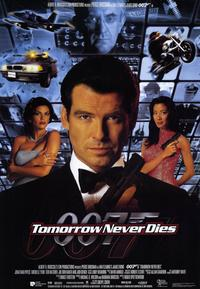 Tomorrow Never Dies - 11 x 17 Movie Poster - Style C