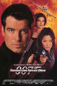 Tomorrow Never Dies - 11 x 17 Movie Poster - Style B