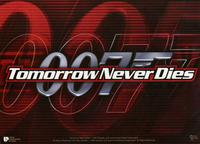 Tomorrow Never Dies - 11 x 17 Movie Poster - Style E