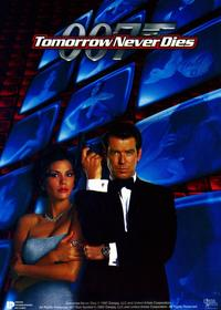 Tomorrow Never Dies - 11 x 17 Movie Poster - Style G