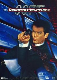 Tomorrow Never Dies - 11 x 17 Movie Poster - Style H