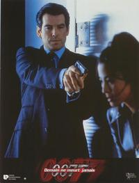 Tomorrow Never Dies - 11 x 14 Poster French Style K