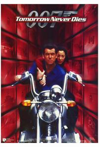 Tomorrow Never Dies - 27 x 40 Movie Poster - Style C