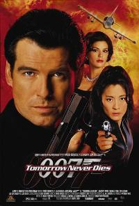 Tomorrow Never Dies - 27 x 40 Movie Poster - Style E