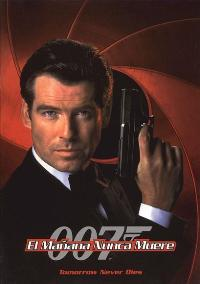 Tomorrow Never Dies - 11 x 17 Movie Poster - Spanish Style A