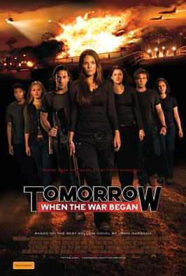 Tomorrow, When the War Began - 11 x 17 Movie Poster - Australian Style A
