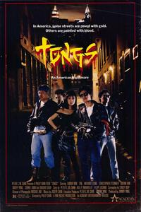 Tongs: An American Nightmare - 11 x 17 Movie Poster - Style A