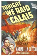 Tonight We Raid Calais - 27 x 40 Movie Poster - Style A