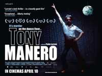 Tony Manero - 11 x 17 Movie Poster - Style A