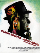Tony Rome - 11 x 17 Movie Poster - French Style A