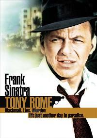 Tony Rome - 11 x 17 Movie Poster - Style B