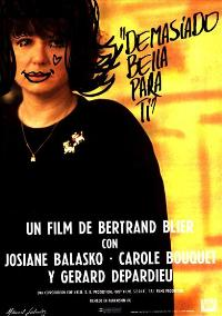Too Beautiful for You - 11 x 17 Movie Poster - Spanish Style A