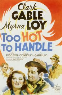 Too Hot to Handle - 11 x 17 Movie Poster - Style A