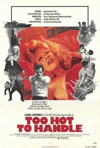 Too Hot to Handle - 11 x 17 Movie Poster - Style B