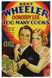 Too Many Cooks - 27 x 40 Movie Poster - Style A