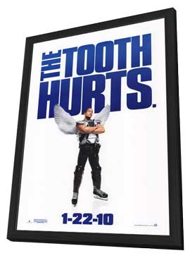 Tooth Fairy - 27 x 40 Movie Poster - Style A - in Deluxe Wood Frame