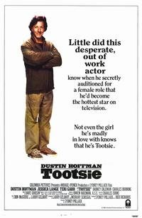 Tootsie - 11 x 17 Movie Poster - Style B