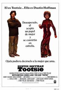 Tootsie - 11 x 17 Movie Poster - Spanish Style A
