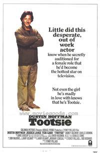 Tootsie - 27 x 40 Movie Poster - Style B