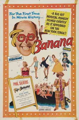 Top Banana - 11 x 17 Movie Poster - Style A