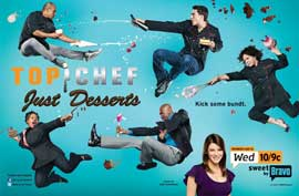 Top Chef: Just Desserts (TV) - 11 x 17 TV Poster - Style A