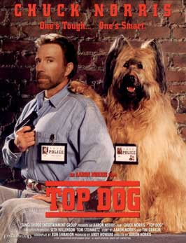 Top Dog - 11 x 17 Movie Poster - Style B