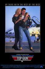 Top Gun - 11 x 17 Movie Poster - Style B