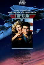 Top Gun - 27 x 40 Movie Poster - Style A