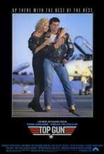 Top Gun - 27 x 40 Movie Poster - Style B