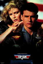 Top Gun - 27 x 40 Movie Poster - Style C