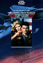 Top Gun - 43 x 62 Movie Poster - Bus Shelter Style A